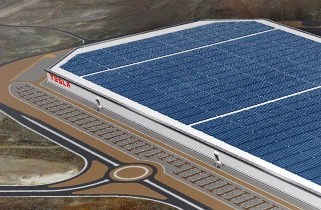 Завод Tesla Gigafactory откроется 29 июня