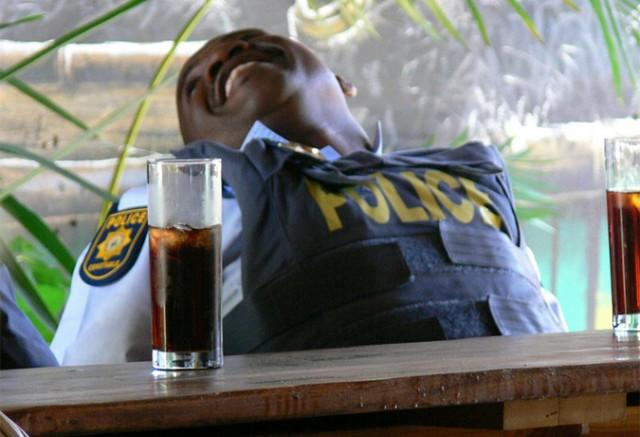 Полиция в разных странах