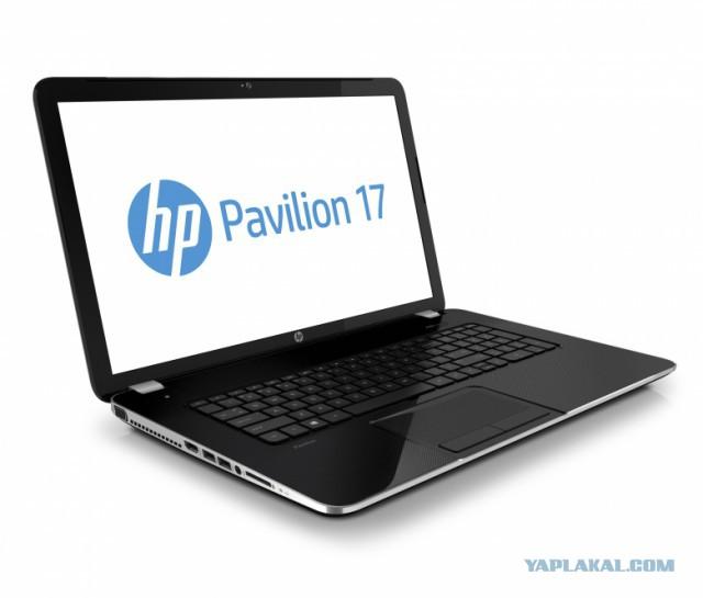 Продам ноутбук HP Pavilion 17-e054sg