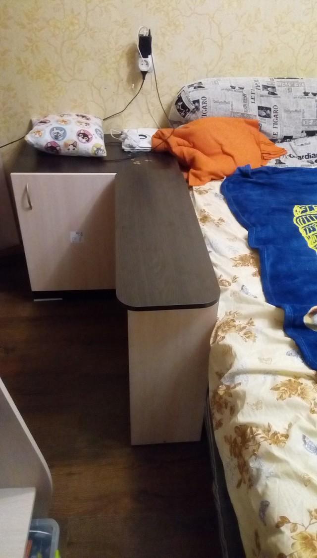 Как я диван/шкаф/кровать запилил. 3 в 1