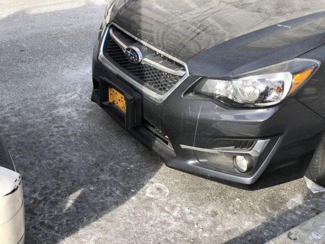"""Автомобильная защита на случай """"контактной парковки"""""""