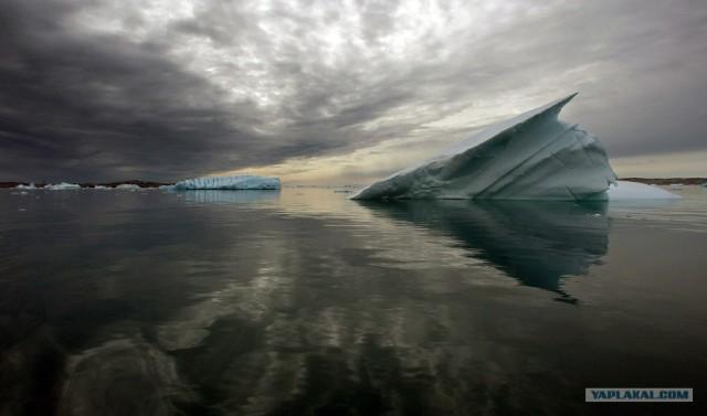 """Гренландия - очень """"зеленая"""" страна (21 фото)"""