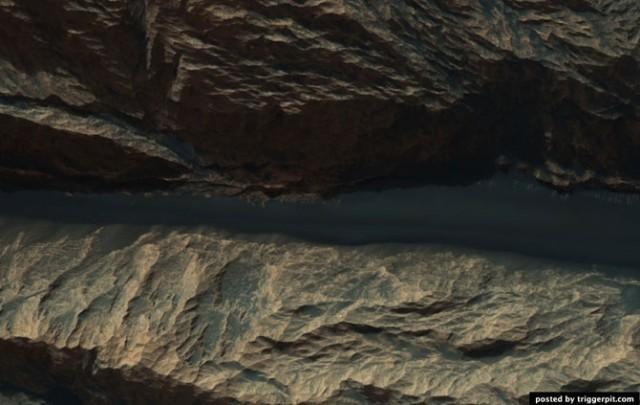Марс - не только красная планета