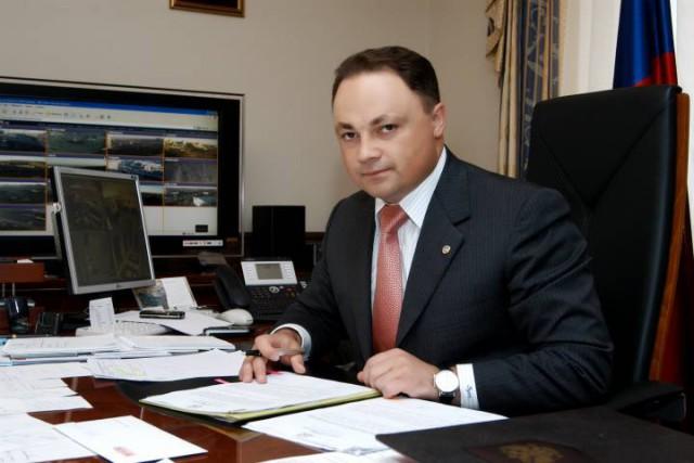 СМИ сообщили о задержании главы Владивостока Игоря Пушкарева