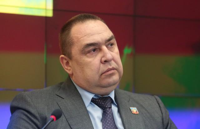 Глава ЛНР выступил за проведение референдума в Донбассе о присоединении к России