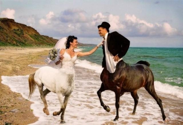Великие творения свадебных фотографов.