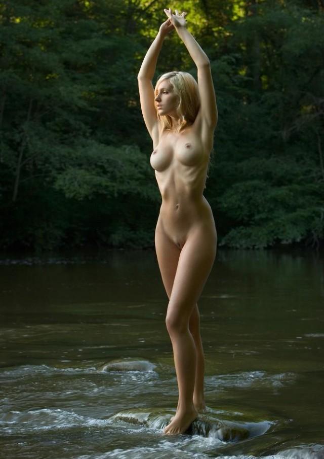 Эх, хороша природа, да ктож ее видит!