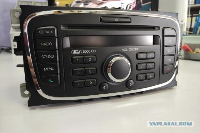 Родная Аудио Система Форд Мондео 4, Mondeo 4