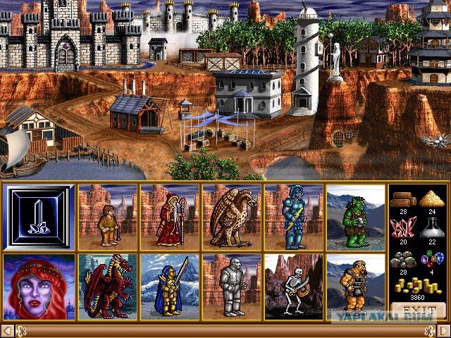 Скачайте игры герои меча и магии heroes of might and magic на торрентино. .
