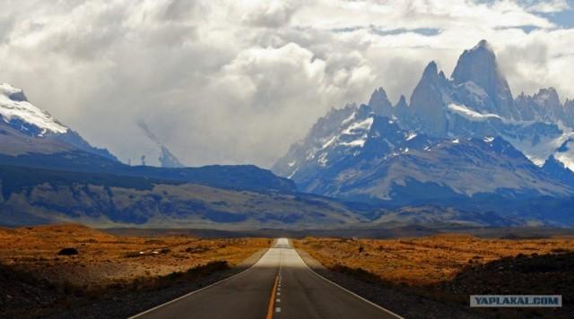 Живописнейшие дороги мира