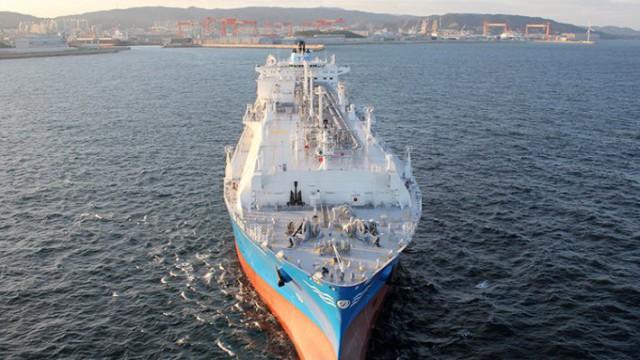 Первый танкер: в Литву прибыла партия сжиженного газа из США