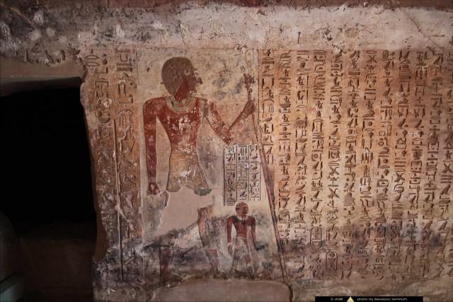 Нехеб, древний город Верхнего Египта. Часть I: скальные гробницы