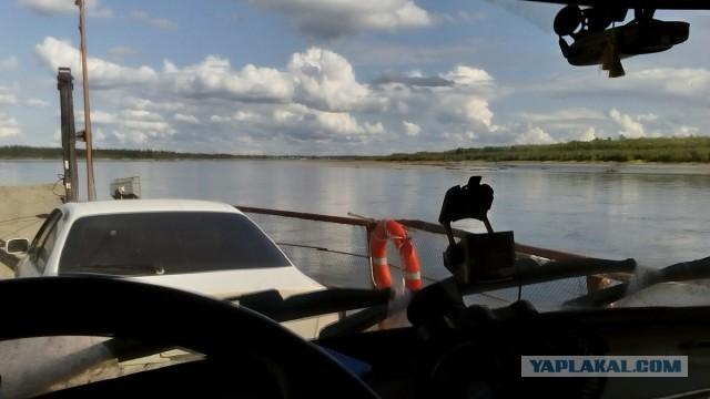 Магадан-Владивосток-Магадан на карбюраторном УАЗ (буханка)