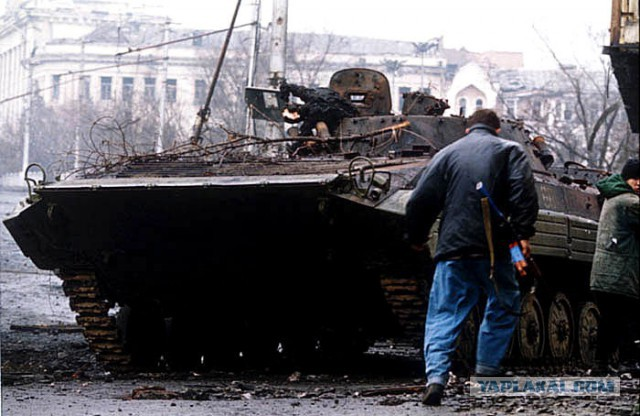 Штурм Грозного 31.12.1994 г.