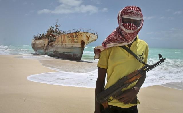 Пираты взяли в заложники семь российских моряков