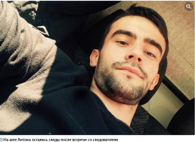 Екатеринбуржец попал под следствие после конфликта с сотрудником СКР на заправке