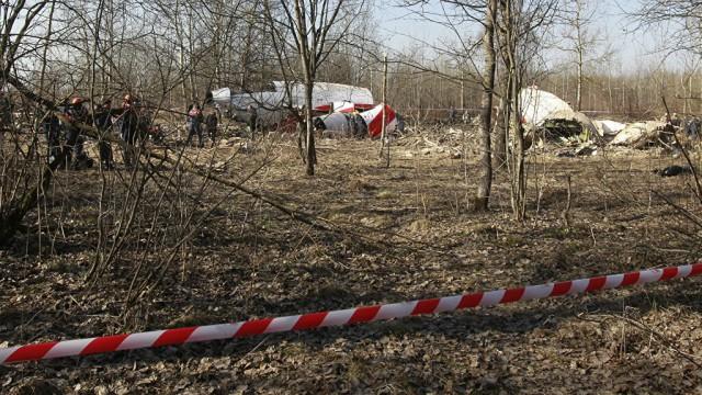 Польша хочет арестовать диспетчеров, работавших при крушении Ту-154