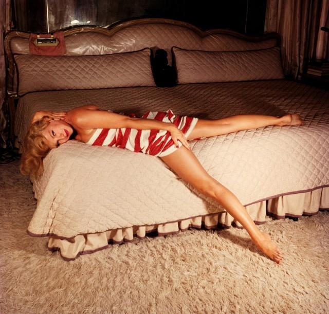 Страницами старого Playboy – первые красавицы середины прошлого века