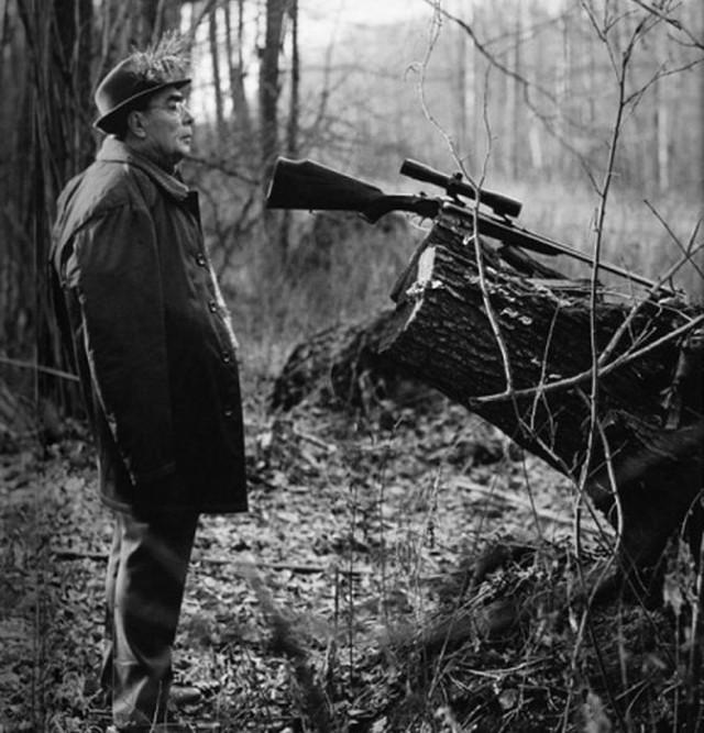 Точный выстрел вождя. Брежнев и Тито на охоте