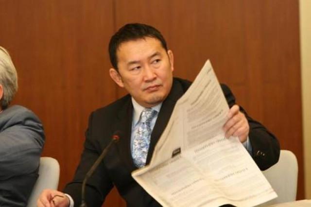 Президент Монголии дал олигархам 49 суток, чтобы вернуть деньги с офшорных счетов