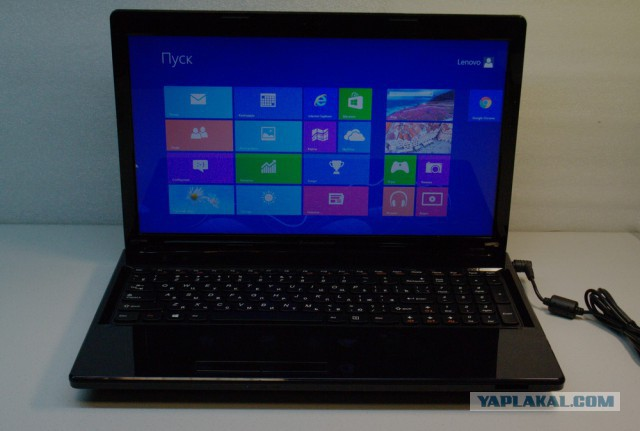 Ноутбук Lenovo G580  7 т.р.