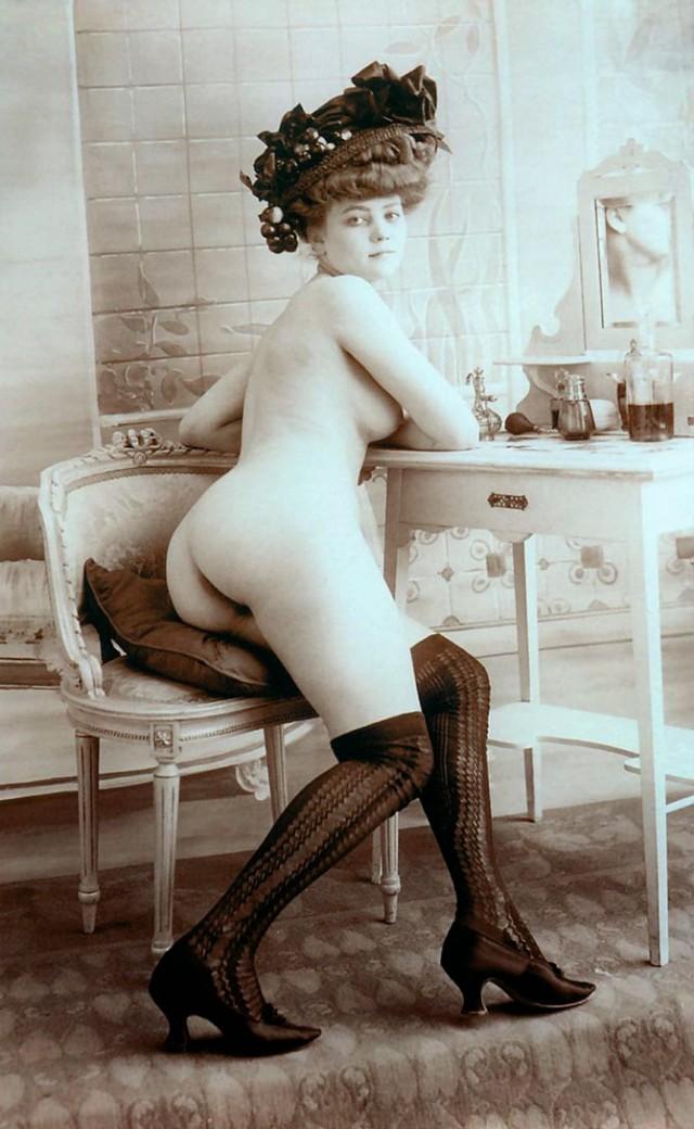 ретро эротики фотки