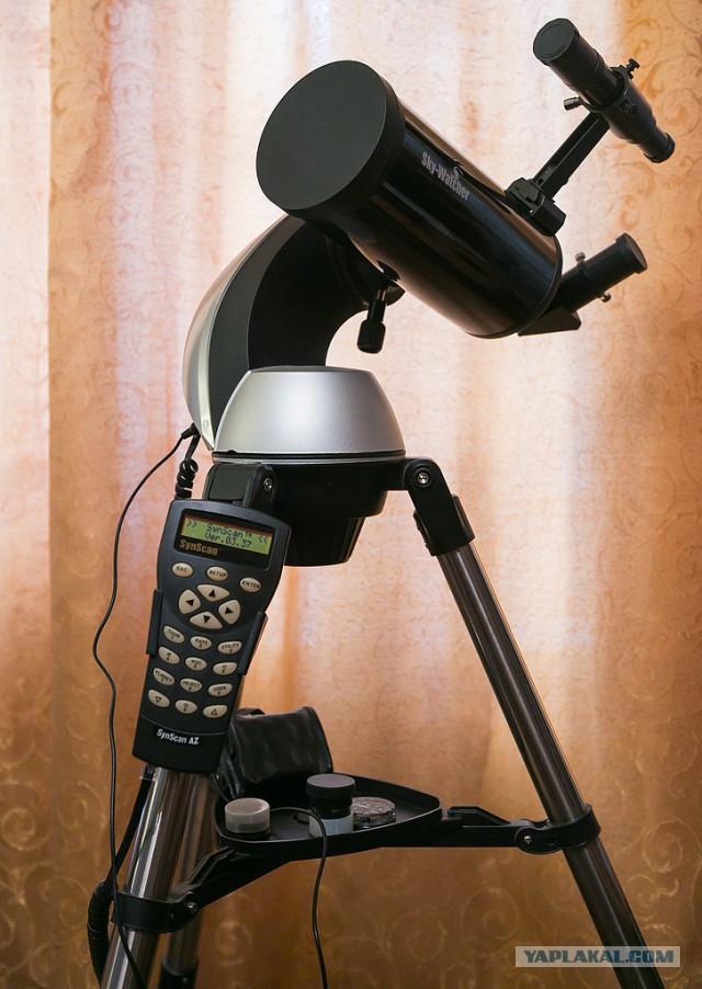 Продам Телескоп SKY-watcher BK MAK102azgt SynScan goto (Питер) Срочно