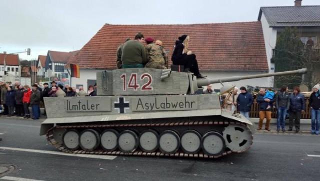 мог поверить танк тигр в америке океан