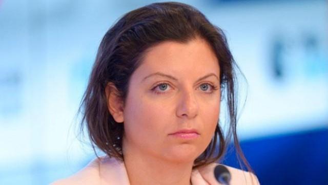Главный редактор канала RT Маргарита Симоньян попала в реанимацию