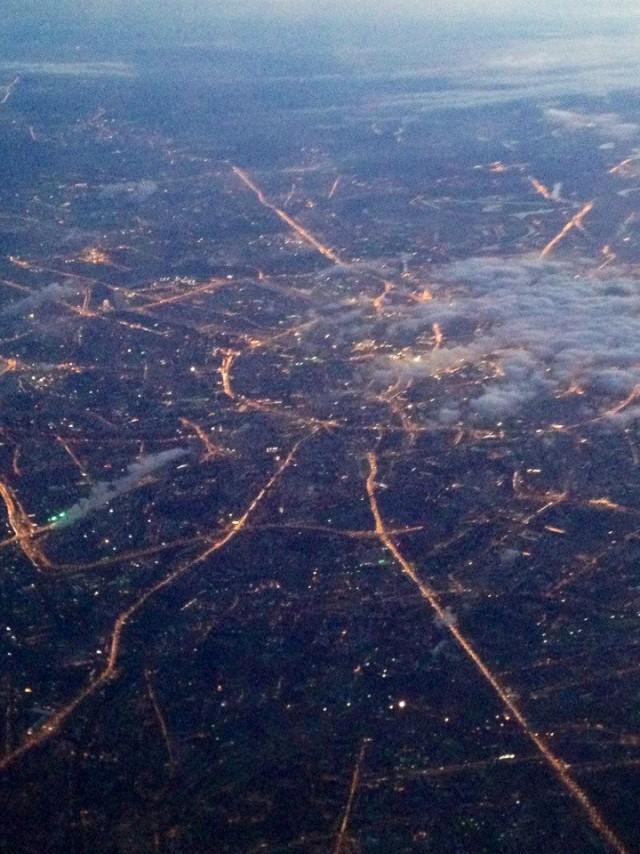Яндекс пробки с высоты птичьего полета