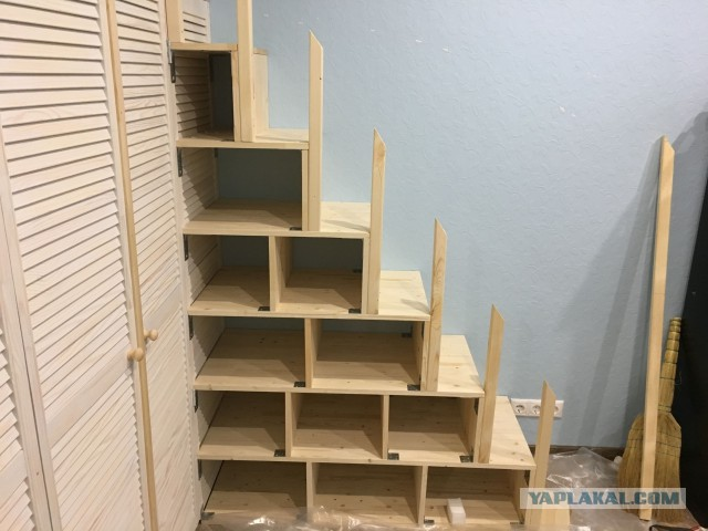 Конструктив для детской комнаты или 2 в 1