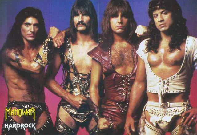 80-е года прошлого века выдались тяжелыми для костюмеров рок-музыкантов
