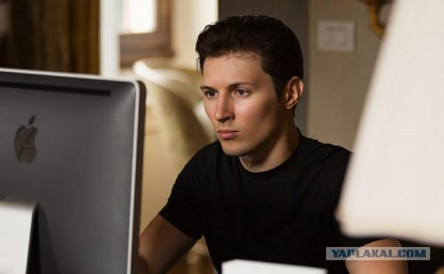 Голубая мечта Telegram или брешь в легенде Павла Дурова