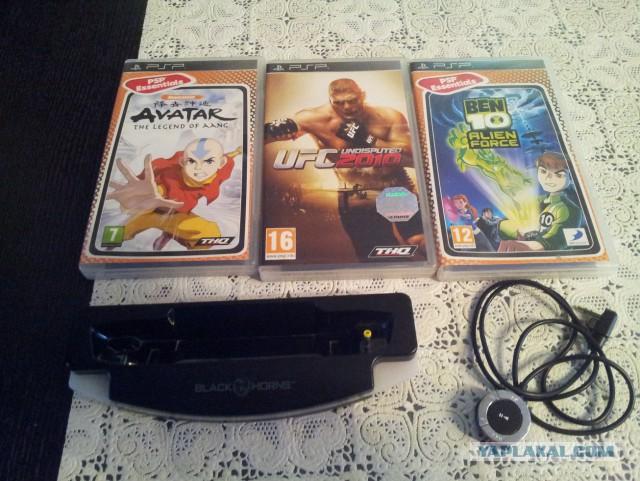 Всякое для Sony PSP обмен