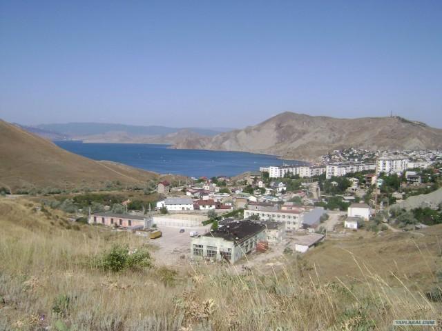 Поездка в Орджоникидзе. АР Крым