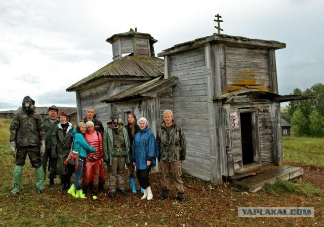 Рассказ о поездке на Русский Север