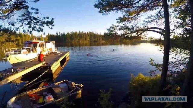 рыболовные базы отдыха в финляндии