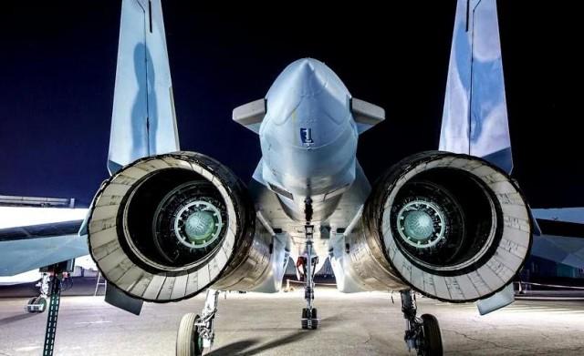 Инженеры рассказали, как защитили двигатели Су-35 от копирования в Китае