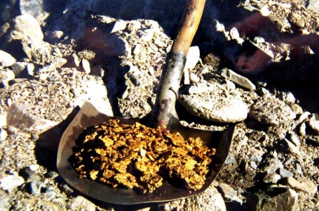 Житель Магадана добыл и пытался продать золото за  21 миллион рублей. За это его оштрафовали