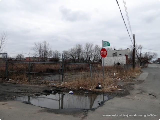 Дыра, или где прятала тела своих жертв нью-йоркска