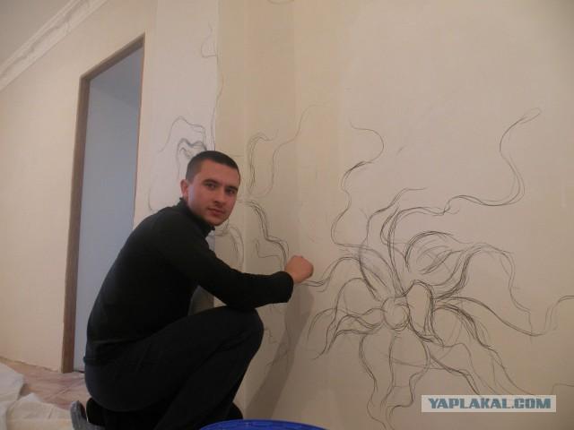 Alexei Cotelea и его работы.