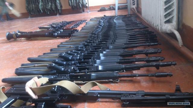 Положение войск РФ на Украине