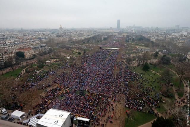 Однополые браки во Франции: за или против