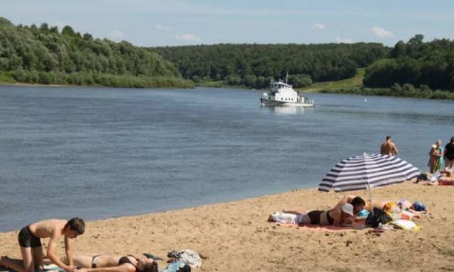 Москвич, избивший чужую женщину на пляже Оки, поплатился жизнью