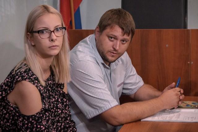 Суд над обвиняемой в экстремизме, Марией Мотузной, перенесен