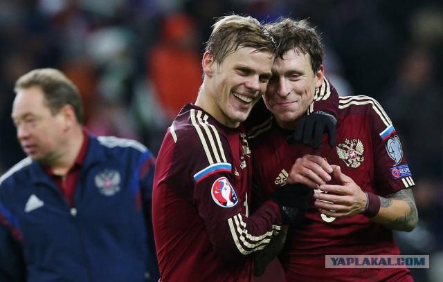 Министр спорта РФ заявил, что Кокорин и Мамаев больше никогда не будут играть в сборной России