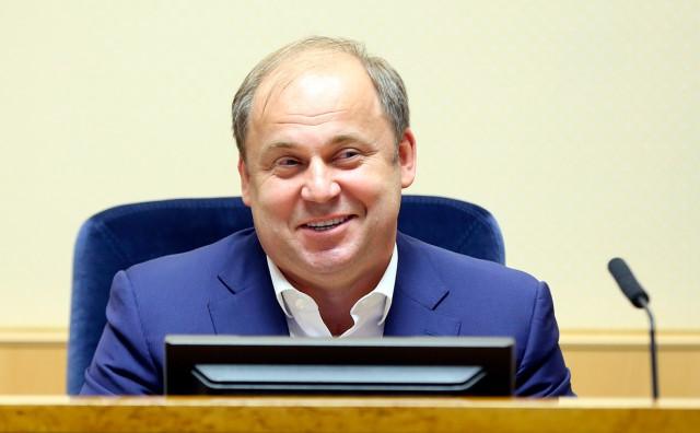 Силовики сообщили о задержании вице-губернатора Ленобласти
