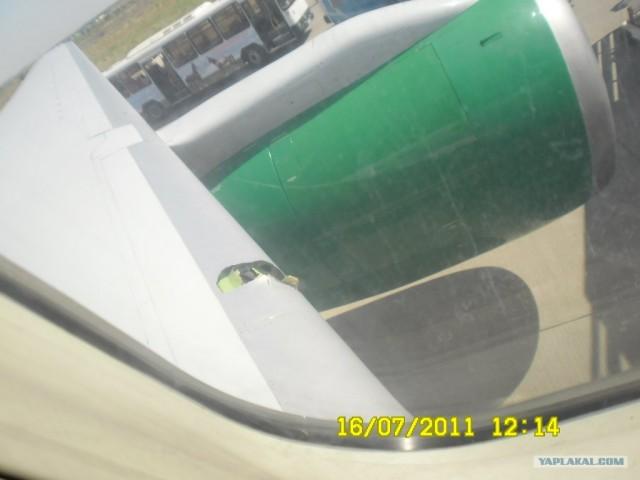 На Туркменских авиалиниях атеистов нет!