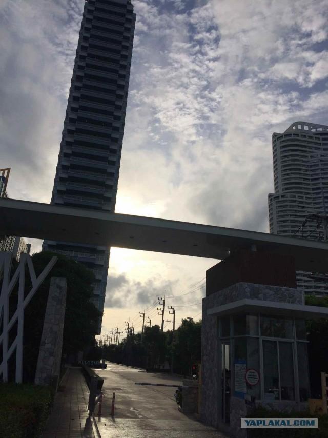 Мой тайский жилой комплекс