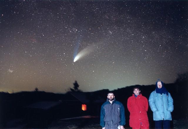 Мисс 1997 или комета Хейла - Боппа
